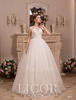 Свадебное платье 953