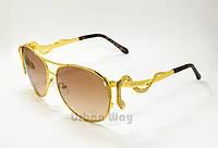 Женские очки солнцезащитные Roberto Cavalli