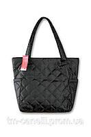 Дутая сумка Миранда черная. Разные цвета