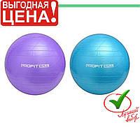 Мяч для фитнеса 55см 700г. Profit Ball