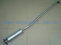 Резонатор ЗАЗ 1102-1103-1105(Таврия,Славута) Польша Polmostrow алюминизированный