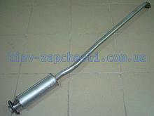 Резонатор ЗАЗ 1102-1103-1105(Таврія,Славута) Польща Polmostrow алюминизированный