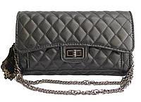Женская сумка на плечо, через плечо Q-10 Черный, Красный, Розовый, Белый
