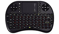 Беспроводная клавиатура для Смарт ТВ, планшетов Rii mini i8 (UKB-500), фото 1