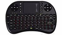 Беспроводная клавиатура для Смарт ТВ, планшетов Rii mini i8 (UKB-500)