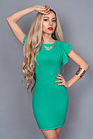 Платье  мод 241-1 размер 44,46,48 мята