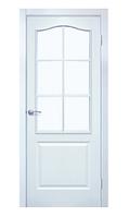 Дверное полотно белое под стекло Классика