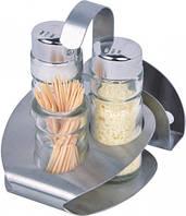 Набор для специй соль/перец (4 предмета.)