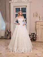 Свадебное платье 989