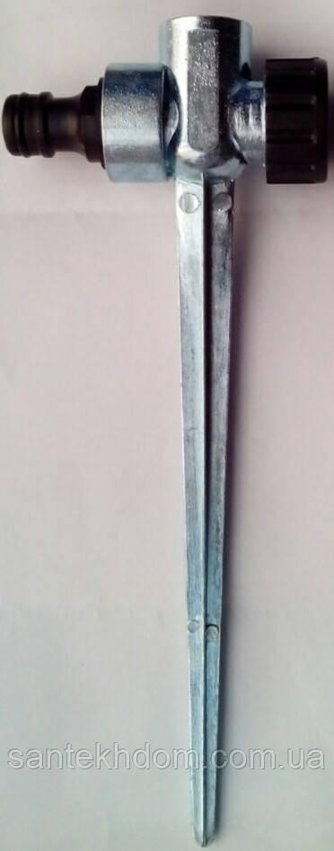 Металлическая ножка для вертушки, фрегата.
