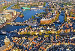 """Экскурсионный тур в Европу """"Weekend в Амстердаме"""""""