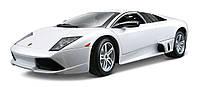 Автомодель 1:18 Lamborghini Murcielago LP640 белый MAISTO (31148 white)