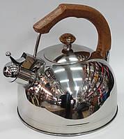 Чайник со свистком Rainbow MR-1308