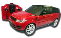Автомобиль на р/у Jian Feng Yuan Toys 1:24 2014 Range Rover Sport с 4 функциями, красный