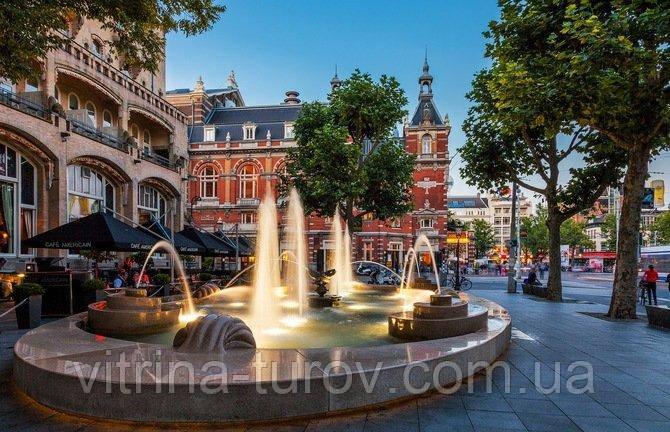 """Экскурсионный тур в Европу """"Амстердам + Брюссель (7 ночей)"""""""