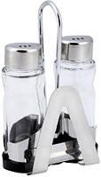 Набор специй соль,перец,салф и зубочистистки