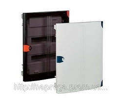Щиток электрический Eaton-Moeller  на 14 автоматов прозрачная дверь внутренний (KLV-U-1/14-DT)