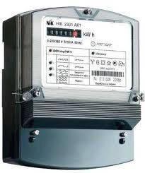Трехфазный электросчетчик «НИК 2301»