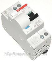 Диф.автомат ABB — Дифференциальный выключатель ABB DS 951 B20/0,03
