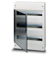Щит-бокс пластиковый АВВ IP40 EUROPA 36 мод. ВНУТРЕННИЙ, дверка  прозрачная.