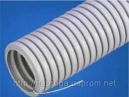 Труба гофрированная электромонтажная (Гофра) D 25 мм.