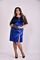 Атласное женское платье Индивидуальный пошив