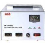 Стабилизатор напряжения  СНАП-1000 ЭЛИМ-Украина   однофазный электро-механический(сервомоторный)