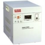 Стабилизатор напряжения  СНАП-5000 ЭЛИМ-Украина   однофазный электро-механический(сервомоторный)