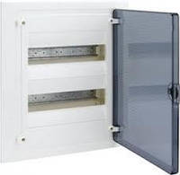 Щит распределительный Hager Golf 24-модуля внутреннего монтажа  прозрачная дверка, фото 1
