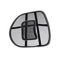 Ортопедическая масажная подушка для кресла