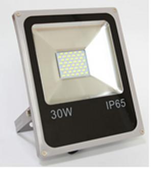 Прожектор светодиодный MOTOKO 30W 2700-3900К матричный, фото 2