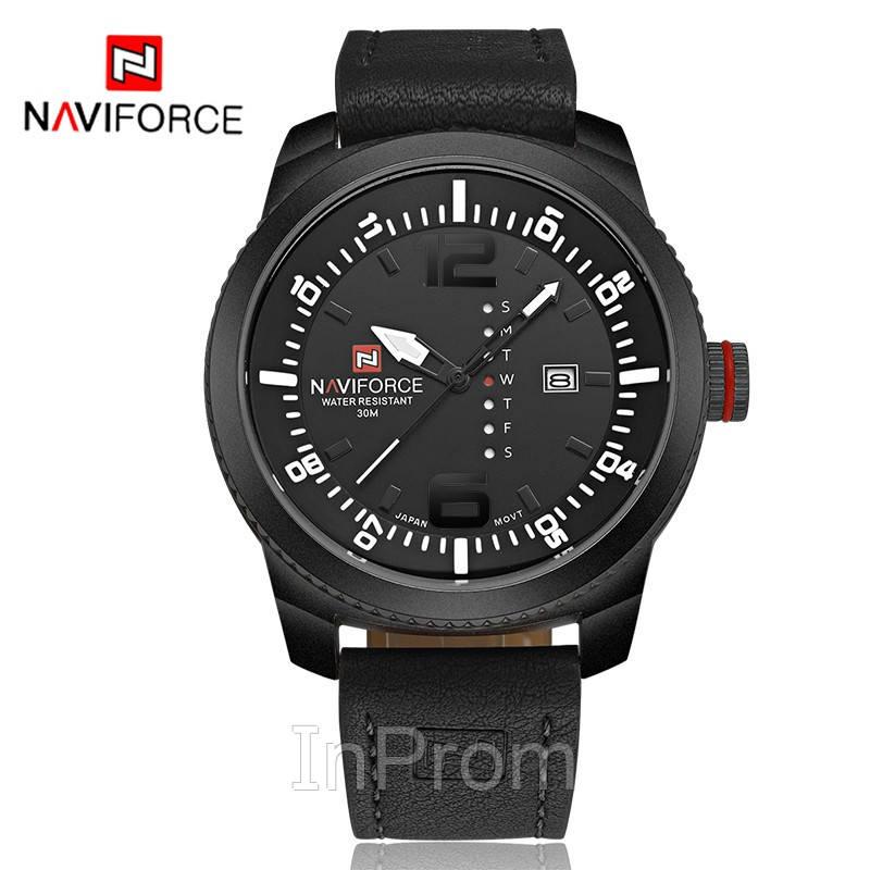 Naviforce 9063 Black