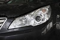 "Subaru Outback B14 - замена моно линз на би-ксеноновые линзы Hella NEW Original 3.0"""