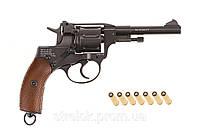 Пневматический пистолет Gletcher nagan NGT