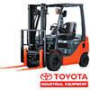 Вилочный погрузчик Toyota, Вилочный автопогрузчик Toyota, грузоподъёмностью от 1 до 3,5т.