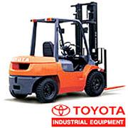 Погрузчик Toyota, Автопогрузчик Toyota, грузоподъёмностью от 3,5 до 5т.