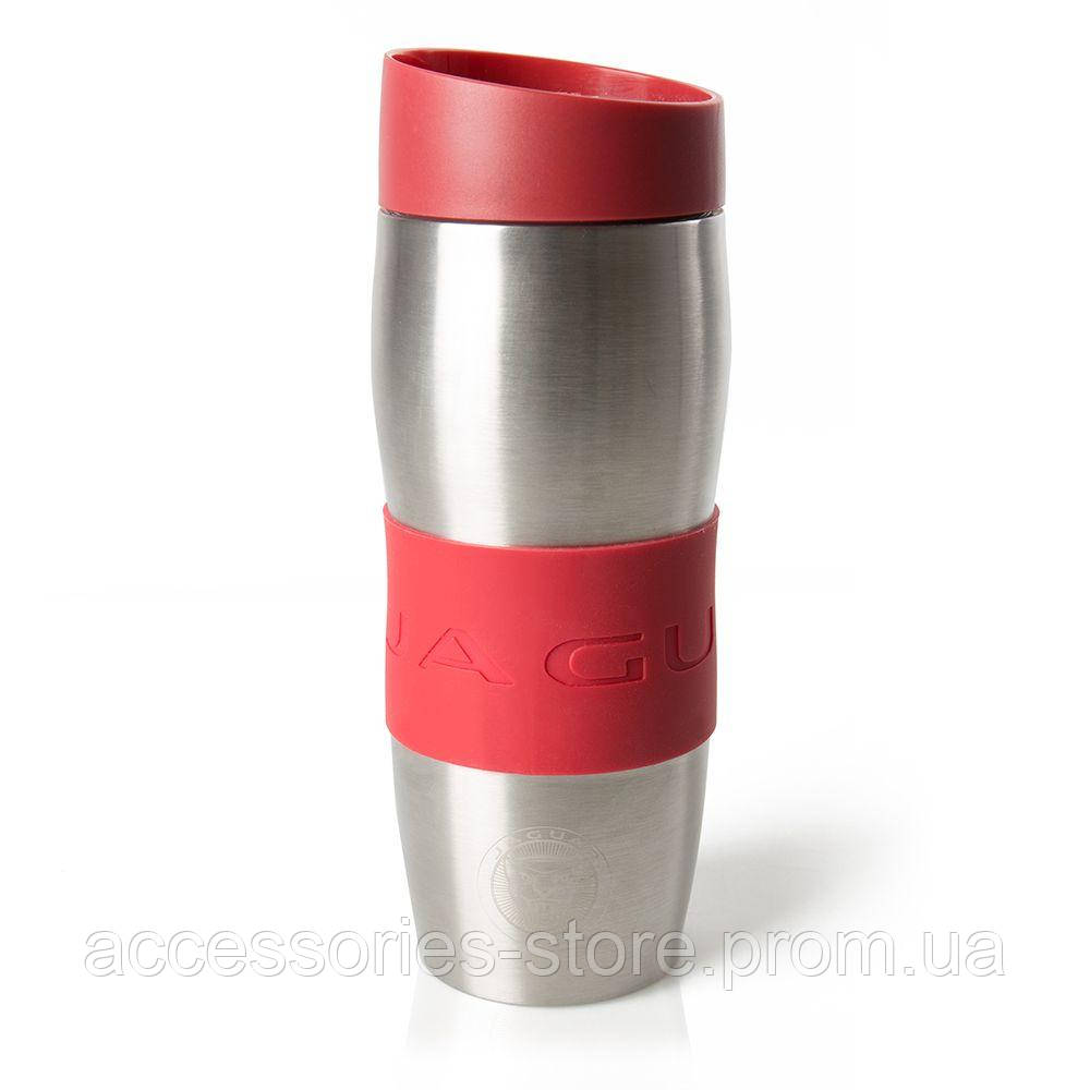 Термокружка Jaguar Travel Mug Stainless Steel, Red