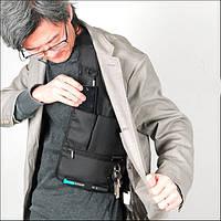 Сумка для скрытого ношения документов (сумка кобура подмышку)!, фото 1