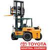 Вилочный японский автопогрузчик Toyota, грузоподъёмностью от 10 до 16т.