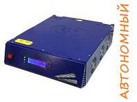 Инвертор солнечный автономный ФОРТ ХТ60 (24В, 4,0/6,0кВт) - чистая синусоида