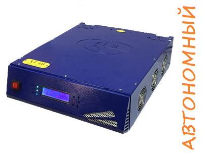 Инвертор солнечный автономный ФОРТ ХТ-12V32 (12В, 3,2/3,8кВт) - чистая синусоида