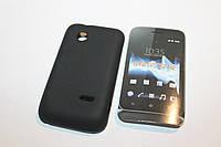 Чехол силиконовый Sony Xperia Tipo ST21i черный