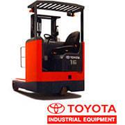Ричтраки Toyota (оператор сидит), грузоподъёмностью от 1 до 2т.