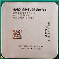 Процессор AMD A6-5400K Series 3.8-3.6GHz Socket FM2