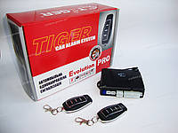 Автомобильная сигнализация Tiger Evolution PRO с турботаймером