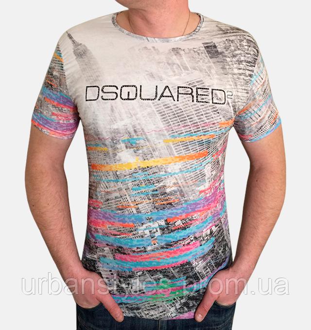 Молодежная футболка DSQUARED