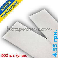Бесшовный универсальный фильтр тонкой очистки для молока 75*800 мм плотность 120 грамм/кв. метр