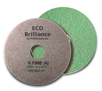 Зеленые пады Eco Brilliance Green, фото 1