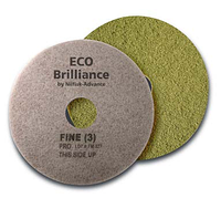 Желтые пады Eco Brilliance Yellow