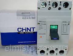 Автоматические выключатели CHINT NM1 400S/3300 400А силовые (авт.вимикач)